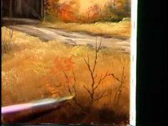 Friends of Bob Ross: Dorothy Dent, Old Covered Bridge (from DVD #DD08D)