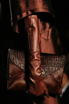 Mulberry Fall 2013 RTW - Details - Fashion Week - Runway, Fashion Shows and Collections - Vogue