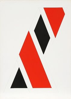 Gohei V Artist: Omar Rayo Completion Date: 1970 Style: Op Art Genre: abstract