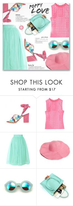 """""""Weekends With FSJ Shoes"""" by jiabao-krohn ❤ liked on Polyvore featuring Paskal, Chicwish, Wildfox, Marc by Marc Jacobs, vintage and fsjshoes"""