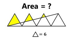 Triangles In A Row Question Mark, Mathematics, The Row, Triangles, Science, This Or That Questions, Maths, Engineering, Tech