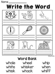 free phonics ph words digraphs ch sh th ph wh and vowel team digraphs pinterest. Black Bedroom Furniture Sets. Home Design Ideas