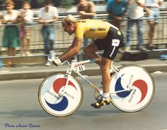Fignon and the longest 8 seconds ever