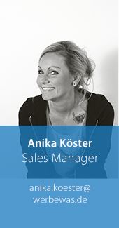 Anika Köster – Sales Manager