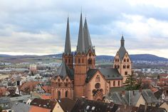 Gelnhausen - Germany...the fairytale City!