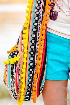 DIY Hippie Bag