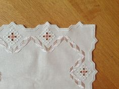 The Silk Road  Maral's Hardanger by MaralEmbriodery on Etsy, $100.00