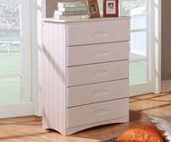 Cambridge 5 Drawer Chest | Discovery World Furniture | DWF0255