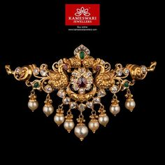 Gold Jewelry Kemp Pota Highlight CZ Pachi Bajubandh Cum Choker - Bajubandh L : inches; W : inches Vanki Designs Jewellery, Gold Jewellery Design, Gold Jewelry, India Jewelry, Jhumka Designs, Gold Designs, Handmade Jewellery, Indian Wedding Jewelry, Bridal Jewelry