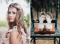 Bridal details, fairy tale wedding by Napa wedding photographer, Tinywater Photography
