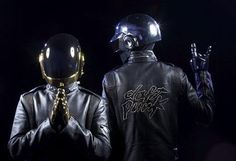 Daft Punk. No one can make me shake my booty like they can.
