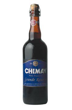 Chimay Gran Reserva. Espectacular!!! Sauce Bottle, Beer Bottle, Soy Sauce, Drinks, Food, Ale, Drinking, Beverages, Essen