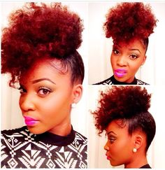 hair styles with extentions mohawk with crochet braids shared by tracey crochet 5414