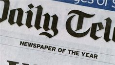 The Telegraph has gone on the offensive - in more ways than one - by linking suicides at The Times with commercial pressures.