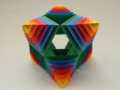Scaled Octahedron | Designer: Laura Azcoaga Folder: Michal P… | Flickr