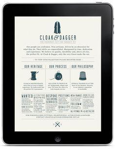Cloak & Dagger by Christopher Doyle and Jefton Sungkar for recruiter Chantal Manning-Knight.