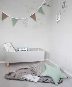 Do it yourself kinderboekenkast Do It Yourself Home, Interior Design Tips, Decorating Blogs, Playroom, Luxury Homes, Kids Room, Toddler Bed, Diys, Inspiration