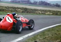 Hawthorn, Goddwood 1958, Ferrari 246