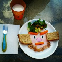 Toddler Dinners: It's A Thing! Toddler Dinners, Bento, Mexican, Ethnic Recipes, Instagram, Food, Essen, Meals, Yemek