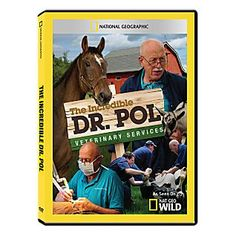 The Incredible Dr. Pol DVD-R | National Geographic Store