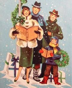 Old Christmas Post Сards — Old Time Christmas, Christmas Card Images, Vintage Christmas Images, Christmas Graphics, Old Fashioned Christmas, Christmas Past, Retro Christmas, Vintage Holiday, Christmas Greeting Cards