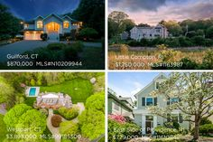 2 Three Mile Course, Guilford, CT-Offered by Leigh Whiteman, https://www.raveis.com/mls/N10209944/2threemilecourse_guilford_ct 6 Ocean Dr, Little Compton, RI-Offered by Kathy Santos, https://www.raveis.com/mls/1163987/6oceandr_littlecompton_ri 21 Daniel Ct, Westport, CT-Offered by Debra Carson, https://www.raveis.com/mls/99185300/21danielcourt_westport_ct 323 Angell St, East Side of Providence, RI-Offered by The John Risica Team…