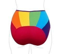 June 2018 Bra-makers Challenge: rainbow colours in lingerie making. Rainbow Colours, June, Ballet Skirt, Challenges, Lingerie, Bra, Color, Fashion, Moda