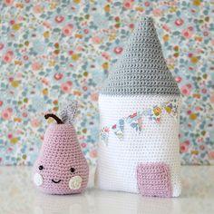 Down Grapevine Lane: On My Bookshelf: Tendre Crochet