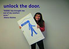 Comfort Zone, Bring It On, Doors, Gate
