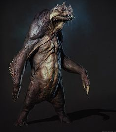 Urusopod by Bryan Wynia   Creatures   3D   CGSociety