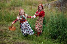 Eén van de mooiste blogs over Scandinavische Folklore is dat van Laila  Durán, eigenaresse van het Zweedse bedrijf Duran Textiles. Haar blog...