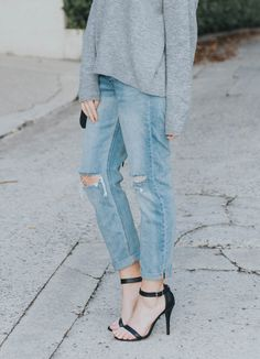 One Piece, Two Ways: Vintage Jeans   Twinspiration