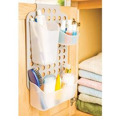 MOVEABLE HANGING ORGANIZER | Get Organized