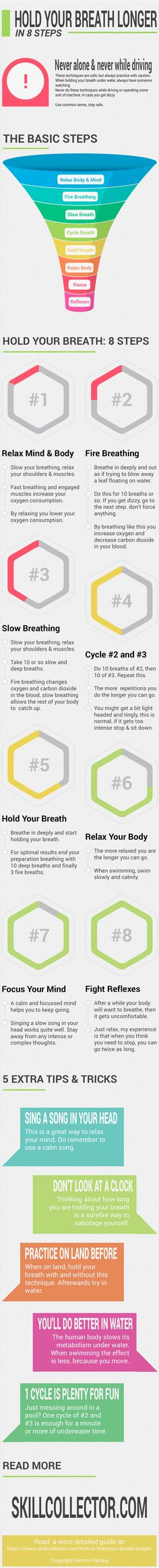 Want to increase how long you can hold your breath? Check this out-- want to learn why? Click the graphic to learn more.