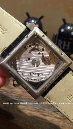 Cartier Tank MC Watch W5330003
