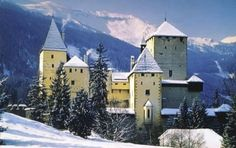 Schloss Mauterndorf (Tamsweg) Salzburg AUT