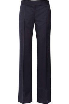 jasmine wool-twill wide-leg pants via Net-a-porter #OliviaPope
