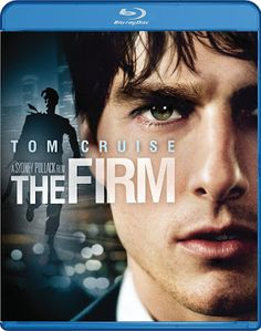 The Firm starring Tom Cruise on Blu-ray $5.00