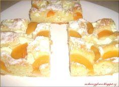 ě - Mňamky-Recepty. Czech Recipes, Ethnic Recipes, Yummy Treats, Yummy Food, Baker Cake, Lemon Squares, French Toast, Cheesecake, Deserts