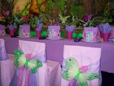 garden fairy princess party