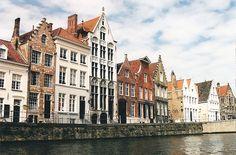 Bruges, Belgium / photo by eric