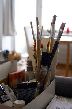 Workspace tour — Mia Sue Surface Pattern Design, Creative Studio, Tours