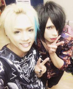 Hiro and chizuru