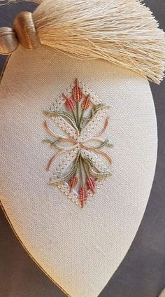 brazilian embroidery how to do #Vintageembroiderypatterns