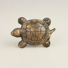 Turtle Metal Knobs, Set of 2   | Get Cash Back at World Market EXCLUSIVELY at ourladyofshopping.com