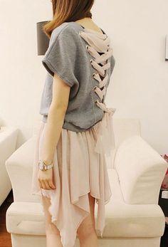Talla+única/Free+size:    Estilo+camiseta/T-Shirt+Style  -Blouse:  Length:+56cm,+Waist:88cm,+Bust:110cm,+Shoulder:+36cm,+Sleeve:14cm  -Skirt:+  Length:33-58cm,+Waist:78cm    Estilo+tirantes/tank+top+style  Length:97+cm,Bust:92+cm,Waist:72+cm,Shoulder:35+cm      Por+favor+revisa+las+medidas+y+míde...