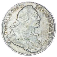 Madonnentaler 1776, Silber