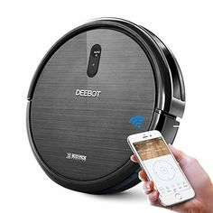 Vacuuming Wet//Dry Mopping and UV Sterilization Sweeping Red Infinuvo Hovo 780 4-in-1 Robotic Vacuum Cleaner