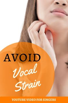 Learn how to avoid vocal strain by recognizing the causes of strain. Learn how to avoid it. Watch this video to learn more. Breathing Techniques, Singing Tips, Take The First Step, How To Get Rid, Behavior, Breathe, Learning, Infographics, Singers