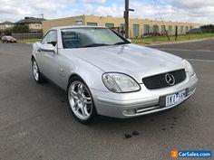 1999 Mercedes Benz SLK 230 Kompressor Convertible Automatic no reserve #mercedesbenz #slk230 #forsale #australia